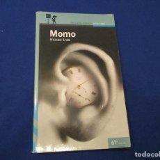 Libros de segunda mano: MOMO MICHAEL ENDE EDITORIAL ALFAGUARA 2004 . Lote 196903991