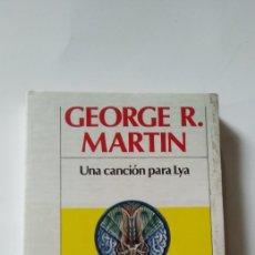 Livres d'occasion: UNA CANCIÓN PARA LYA. Lote 197482625