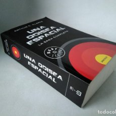 Livres d'occasion: ARTHUR C. CLARKE. UNA ODISEA ESPACIAL. LA SAGA COMPLETA.. Lote 197648123
