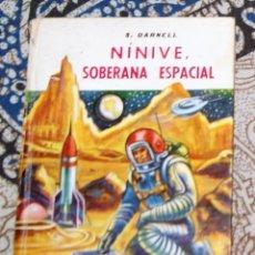 Libros de segunda mano: NÍNIVE, SOBERANA ESPACIAL S. DARNELL. Lote 197825863