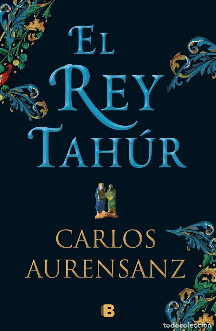 EL REY TAHÚR (Libros de Segunda Mano (posteriores a 1936) - Literatura - Narrativa - Ciencia Ficción y Fantasía)
