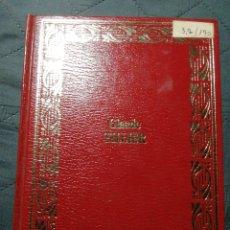 Libros de segunda mano: MON ONCLE BENJAMIN. CLAUDE TILLIER. EN FRANCÉS. Lote 199262493