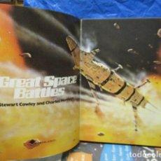 Libros de segunda mano: GREAT SPACE BATTLES, ( EN INGLÉS - LIBRO DIFICIL). Lote 199676597