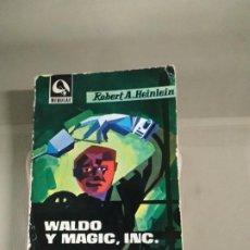 Libri di seconda mano: WALDO Y MAGIC, INC - ROBERT HEINLEIN. NEBULAE. Lote 199691027