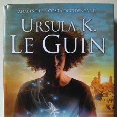 Libros de segunda mano: URSULA K. LE GUIN: VOCES. ANALES DE LA COSTA OCCIDENTAL II. LEGUIN. Lote 200242680