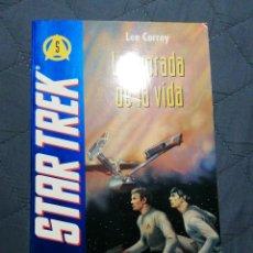 Libros de segunda mano: STAR TREK. 5. LA MORADA DE LA VIDA. LEE CORREY. GRIJALBO. Lote 200396056