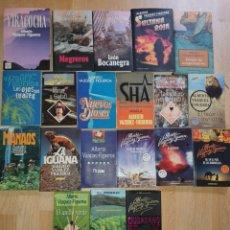 Libros de segunda mano: ALBERTO VÁZQUEZ FIGUEROA GRAN COLECCIÓN. Lote 200781446