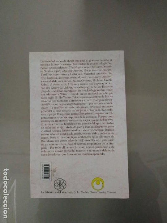 Libros de segunda mano: El Valle de los Dioses Gigantes - E. Hoffmann Price. La Biblioteca del Laberinto - Foto 2 - 290144648
