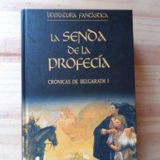 Libros de segunda mano: LIBRO DE LITERATURA FANTÁSTICA, LA SENDA DE LA PROFECÍA, AÑO 2005. Lote 202962538