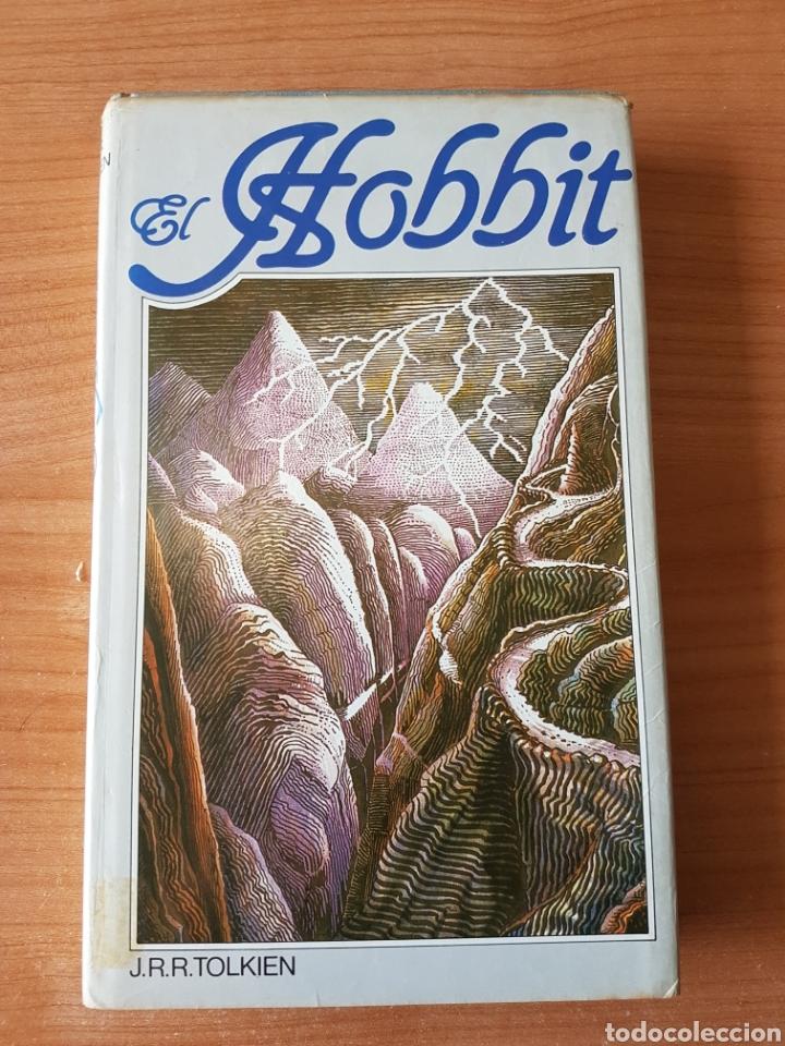 EL HOBBIT, J.R.R. TOLKIEN PRIMERA EDICION ESPAÑA (Libros de Segunda Mano (posteriores a 1936) - Literatura - Narrativa - Ciencia Ficción y Fantasía)