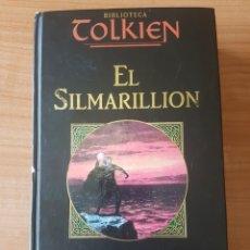 Libros de segunda mano: EL SILMARILLION, J.R.R. TOLKIEN. Lote 203028562
