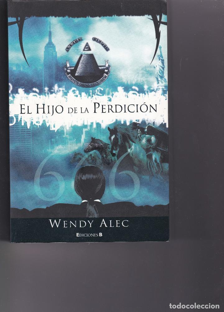 EL HIJO DE LA PERDICIÓN (Libros de Segunda Mano (posteriores a 1936) - Literatura - Narrativa - Ciencia Ficción y Fantasía)