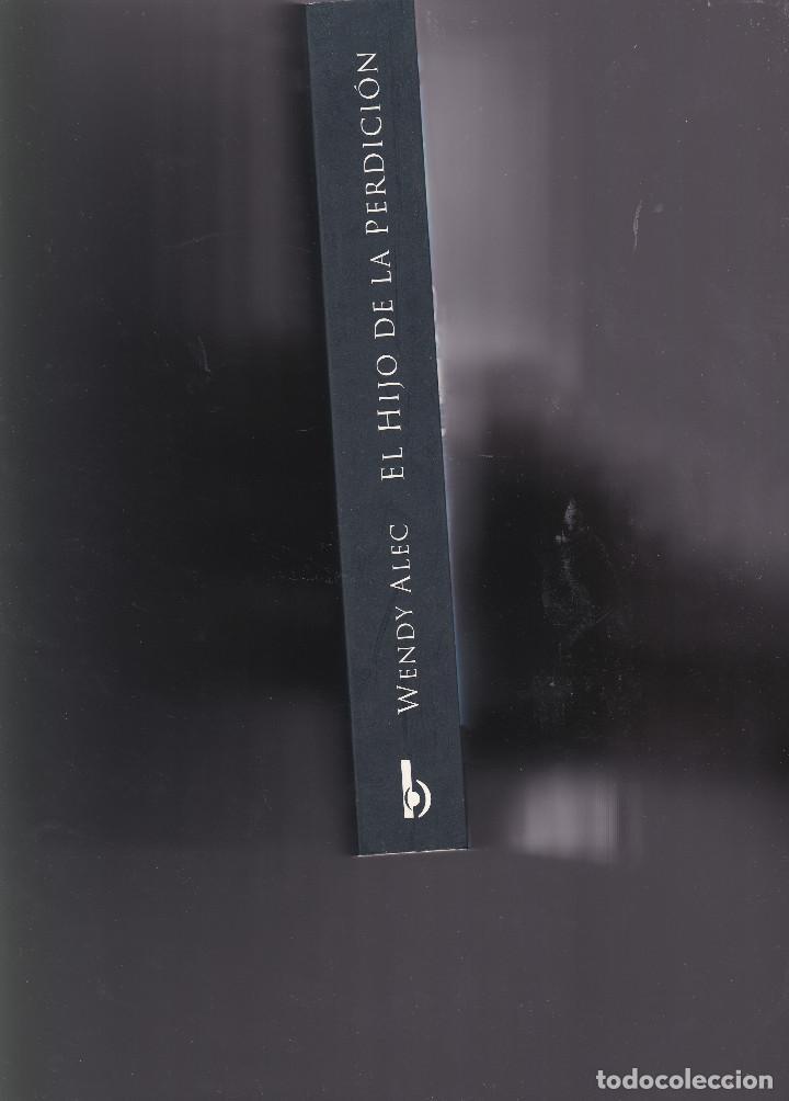 Libros de segunda mano: EL HIJO DE LA PERDICIÓN - Foto 3 - 203217705