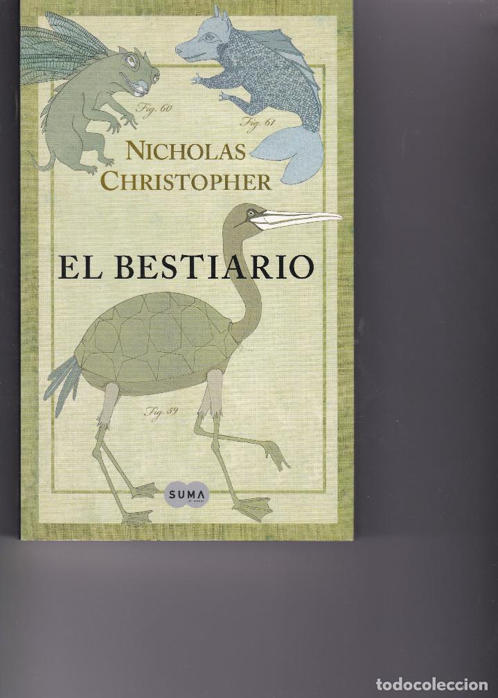 EL BESTIARIO (Libros de Segunda Mano (posteriores a 1936) - Literatura - Narrativa - Ciencia Ficción y Fantasía)