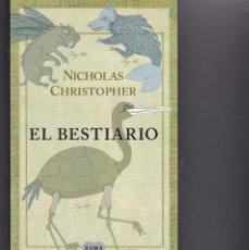 Libros de segunda mano: EL BESTIARIO. Lote 203220086