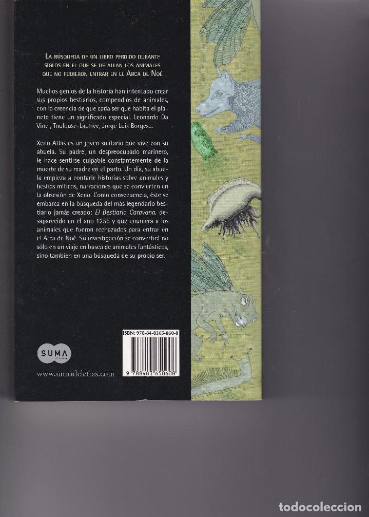 Libros de segunda mano: EL BESTIARIO - Foto 2 - 203220086