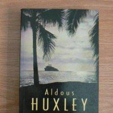 Libros de segunda mano: LA ISLA. ALDOUS HUXLEY. Lote 203241695