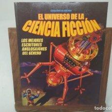 Libros de segunda mano: EL UNIVERSO DE LA CIENCIA FICCION - SERGIO GAUT VEL HARTMAN - AÑO 2006. Lote 204346715