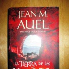 Libros de segunda mano: LA TIERRA DE LAS CUEVAS PINTADAS. JEAN M. AUEL. Lote 204387981