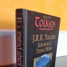 Libros de segunda mano: EL SEÑOR DE LA TIERRA MEDIA BIBLIOTECA TOLKIEN MINOTAURO PLANETA AGOSTINI. Lote 204404247