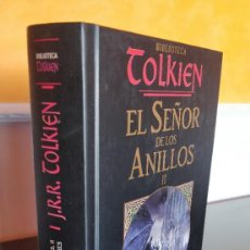 Libros de segunda mano: EL SEÑOR DE LOS ANILLOS II. LAS DOS TORRES BIBLIOTECA TOLKIEN MINOTAURO PLANETA AGOSTINI. Lote 204404531