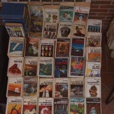 Libros de segunda mano: CIENCIA FICCIÓN ACERVO - 69 LIBROS -HEINLEIN, PHILLIP K. DICK, STURGEON, ANNE MCCAFFREY,TERRY BROOKS. Lote 204623537