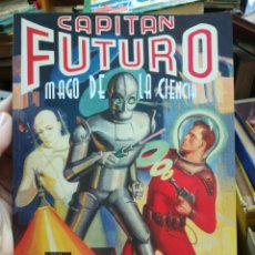Libros de segunda mano: CAPITÁN FUTURO MAGO DE LA CIENCIA.. Lote 204977458