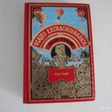 Libros de segunda mano: VIAJES EXTRAORDINARIOS JULIO VERNE. Lote 205448362