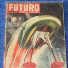 Libros de segunda mano: URANIO SUBMARINO - FUTURO - NOVELAS DE CIENCIA FICCION Y FANTASIA. Lote 205473380
