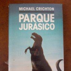 Libros de segunda mano: PARQUE JURASICO (MICHAEL CRICHTON) CIRCULO DE LECTORES - CARTONE - IMPECABLE PRECINTADO - SUB01J. Lote 205554000