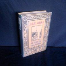 Libros de segunda mano: J.R.R. TOLKIEN - EL SEÑOR DE LOS ANILLOS - CIRCULO DE LECTORES 2001. Lote 205773546