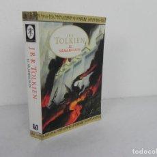 Libros de segunda mano: EL SILMARILLION (J.R.R. TOLKIEN) MINOTAURO-2000. Lote 205878537
