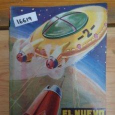 Livros em segunda mão: 16619 - NOVELA CIENCIA FICCION - COL LUCHADIORES DEL ESPACIO - EL NUEVO PODER - Nº 192. Lote 206191296