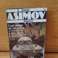 Libros de segunda mano: ISAAC ASIMOV MAGAZINE 5. Lote 206236441