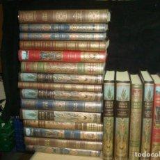 Libros de segunda mano: JULIO VERNE COLECCION HETZEL RBA 2008 LOTE DE 16 TITULOS VER LISTADO. Lote 206301628