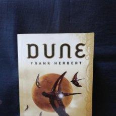 Libros de segunda mano: DUNE - FRANK HERBERT. Lote 206439823