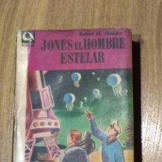 Libros de segunda mano: 666 - JONES EL HOMBRE ESTELAR ROBERT HEINLEIN EDHASA 1955. Lote 206772362