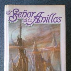 Libros de segunda mano: EL SEÑOR DE LOS ANILLOS J.R.R.TOLKIEN. Lote 207348893