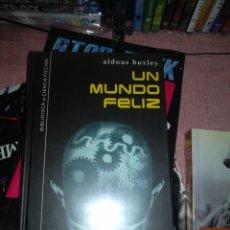 Libros de segunda mano: UN MUNDO FELIZ. Lote 207352955