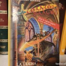 Libros de segunda mano: THOMAS BREZINA - LA LUCHA POR LA ESPADA DEL DRAGÓN. Lote 207353523