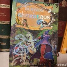 Libros de segunda mano: MAGOS Y GUERREROS - TORNEO DE TERROR. Lote 207353543