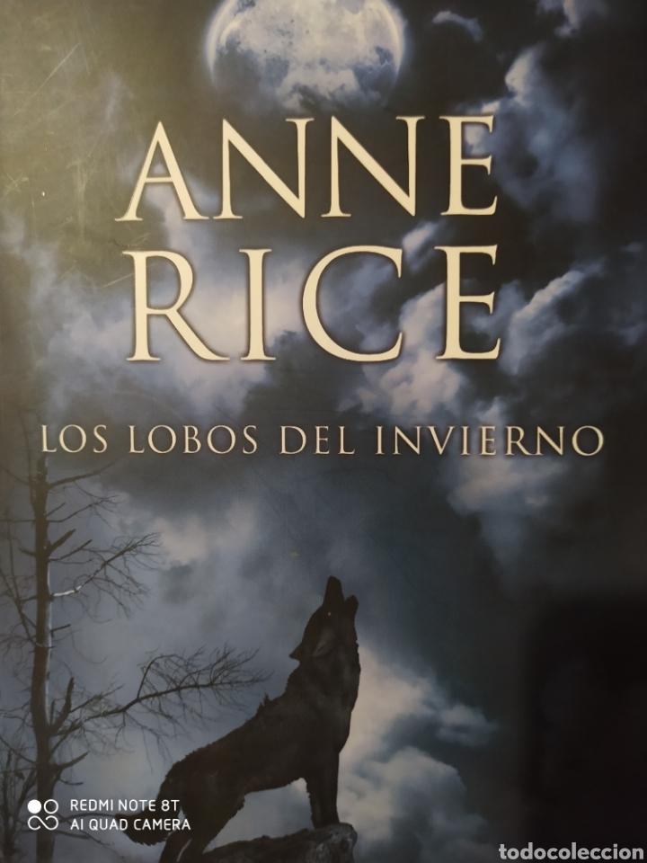 los lobos del invierno. anne rice. ediciones b. - Comprar ...