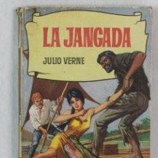 Libros de segunda mano: LA JANGADA. JULIO VERNE. EDITORIAL BRUGERA 1ª EDICION. Lote 208144745