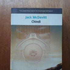 Libros de segunda mano: CHINDI, JACK MCDEVITT, LA FACTORIA DE IDEAS, 2004. Lote 208151300