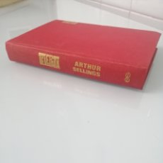 Libros de segunda mano: TELEPATA. ARTHUR SELLINGS. PRIMERA EDICIÓN. 1968. ED. GEMINIS.. Lote 208999527
