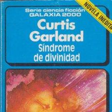 Libros de segunda mano: SÍNDROME DE DIVINIDAD - CURTIS GARLAND - AÑO 1985 - MUY BUEN ESTADO. Lote 209158637