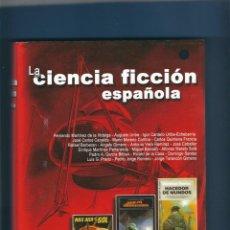 Libros de segunda mano: LA CIENCIA FICCIÓN ESPAÑOLA. Lote 209277725