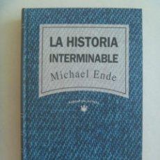 Libros de segunda mano: LA HISTORIA INTERMINABLE, DE MICHAEL ENDE . RBA EDICIONES, 1992. Lote 210565863