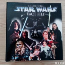 Libros de segunda mano: THE OFFICIAL STAR WARS FACT FILES. Lote 210569755