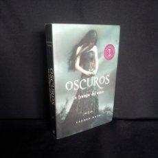 Libros de segunda mano: LAUREN KATE - LA TRAMPA DEL AMOR (OSCUROS III) - EDICIONES MONTENA 2011. Lote 210813729